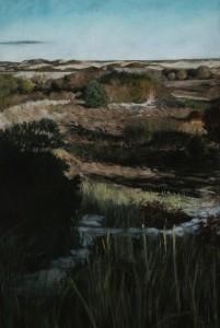 October Dunes, Sandwhich, Massachusetts (left)