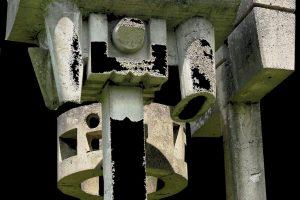 Cement Sculpture 4A