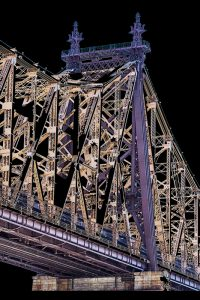 Nancy Ridenour Queensboro Bridge