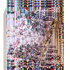 """Werner Sun • <em>Big Bang 05</em> • Archival inkjet prints on board • 16""""×20""""×3"""" • $625.00 • <a class=""""purchase"""" href=""""https://state-of-the-art-gallery.square.site/product/werner-sun-big-bang-05/366"""" target=""""_blank"""">Buy</a>"""