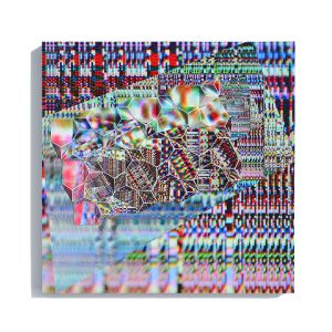 """Werner Sun • <em>Big Bang 09</em> • Archival inkjet prints and acrylic on board • 8""""×8""""×1½"""" • $150.00 • <a class=""""purchase"""" href=""""https://state-of-the-art-gallery.square.site/product/werner-sun-big-bang-09/371"""" target=""""_blank"""">Buy</a>"""
