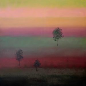 Ethel Vrana • <em>Eventide</em> • Oil on canvas • $1,240.00